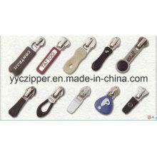 Yyc Все виды цинковых сплавов с автоматической блокировкой Zipper Slider