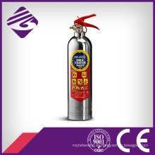 Jnm700 Inicio Portable ABC Polvo Seco Acero Inoxidable Extintor