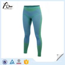 Femmes Long Pantalons Sous-Vêtements Sexy Slip Thermique Slim