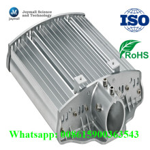 Liga de alumínio OEM Die Casting Outdoor LED Street Light Housing