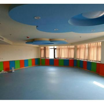 Enlio PVC Sports Pavimentação Indoor Kids Room