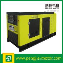 С двигателем Perkins Engine 1106A-70tg1 Silent Diesel для домашнего использования с панелью управления Comap