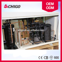 Energy-saving solar hot water heat pump for household