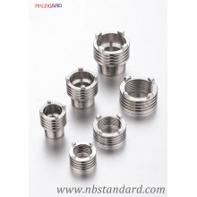 Brass Insert Fitting with Nickel Plated/Male or Female Insert Fitting for PPR Pipe