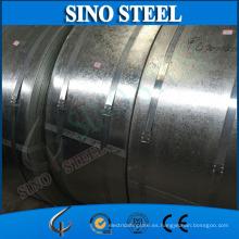 Tira de acero galvanizado para tubería de acero