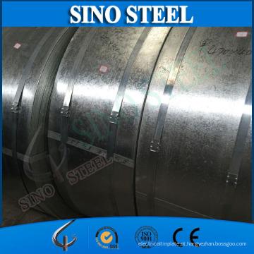 Tira de aço galvanizado para tubo de aço