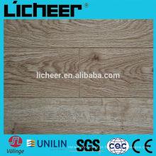 Fabricantes de piso laminado na China em relevo superfície 8.3mm / fácil clique laminado piso