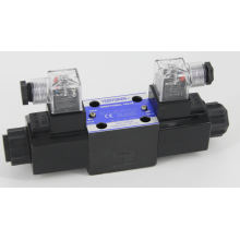 Solenoid operated directional valves DSG-01 series  NG06
