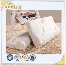 China Manufacturer Memory Foam Bamboo Cover Pillow