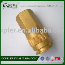 Excellent material Longlasting brass threaded fitting
