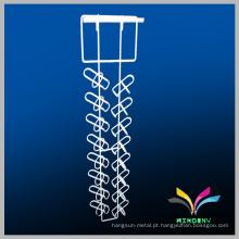 Venda quente promoção metal caneca / copo de exibição de metal