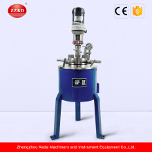 Stainless Steel Mini High Pressure Reactor Vessel