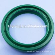 Selos de poeira do armário de embalagem Hidráulico DH / DHS personalizado China Wholesale Selos anel de vedação de poeira hidráulica
