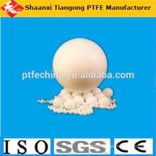 ptfe plastic round ball valves