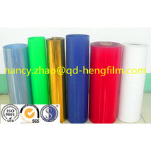 Rigid HIPS Film Used for Vacuum Packing