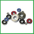 Radial and axial electrical ball bearings