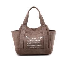 Women Fashion Canvas Duffle Bag Weekend Tote New Travel Duffel Bag With Custom Logo