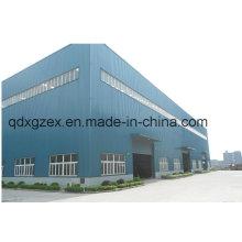 Taller de estructura de acero profesional (SSW-16140)