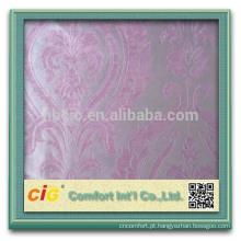 Teste padrão bonito Design cortinas para sala de estar com alta qualidade