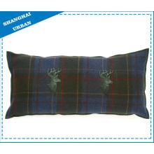 100% polyester Porte-oreillers décoratifs à la maison Coussins