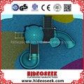 Ce Certificate Outdoor Playground Equipment with Slide