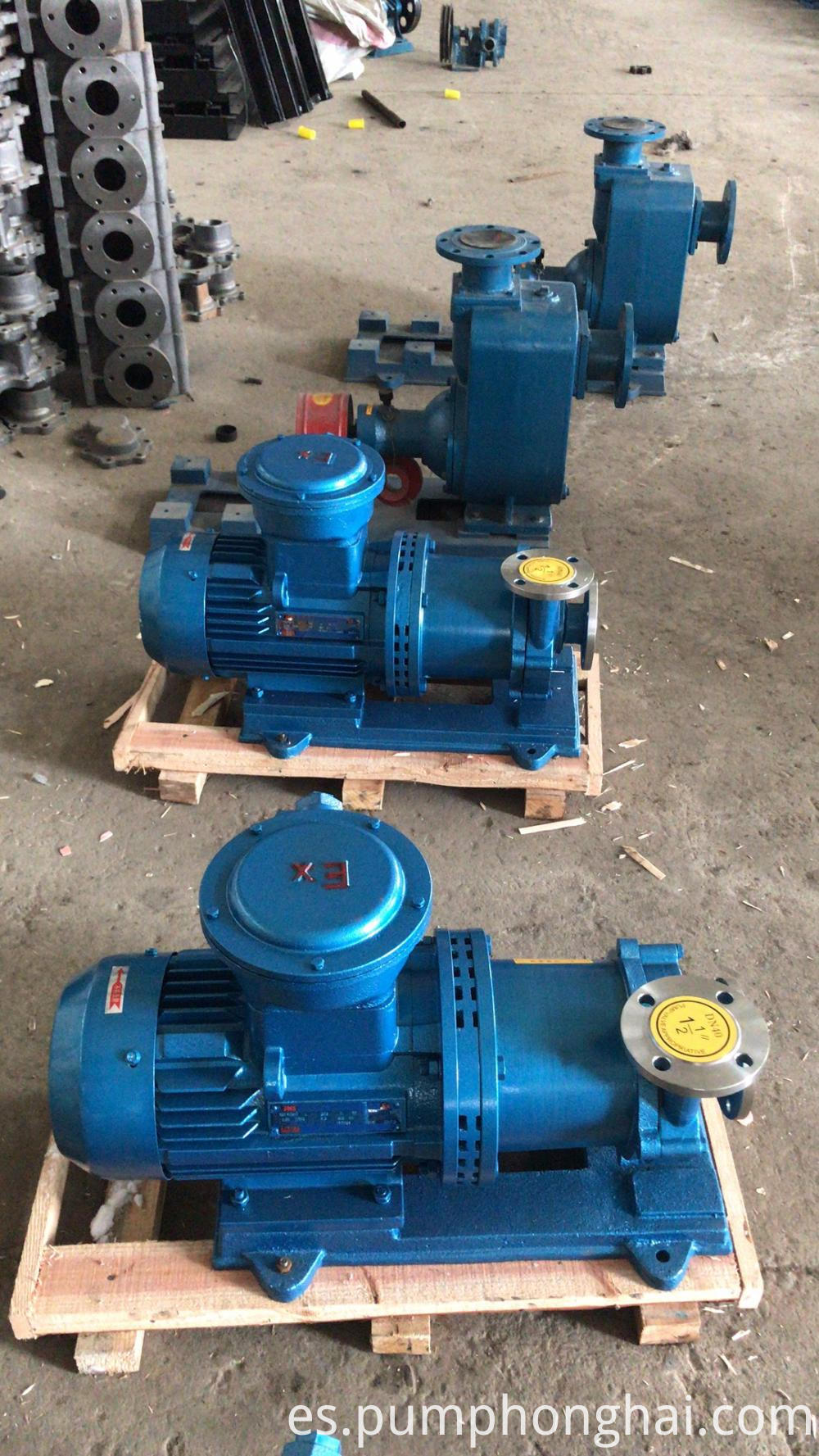 magnetic drive centrifugal pump