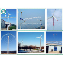 Mini grün Windkraftanlage 600w