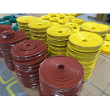 Silicone Rubber Line Sleeve for High Voltage Conductor