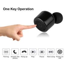 Drahtloser Bluetooth Ohrhörer für Handy