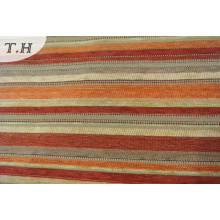 Latest Chenille Fabric Wholesale Stripe for The Faine Sofa