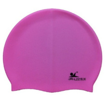 New Design Soft, Comfortable Earmuffs Waterproof Silicone Swimming Cap