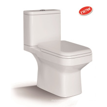 1211A Washdown Two Piece Toilet com PP Slow Down Seat Cover