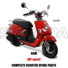 AGM Joy SCPPTER BODY KIT PARTI MOTORE COMPLETO SCOOTER RICAMBI ORIGINALI RICAMBI