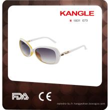 2017 de haute qualité personnalisé lunettes de soleil
