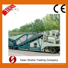 YHZS35 Mobile Concrete Mixing Batch batching Plant on sale 35m3/h