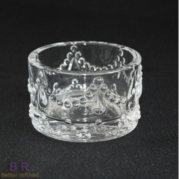 Glass Bead Votive Holder