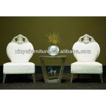 Mesas y sillas de estilo clásico YXD142