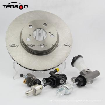 Carbon Break disk brake disc for Toyota and LEXUS