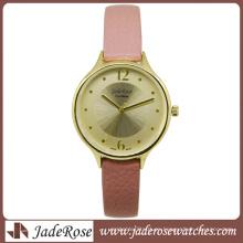 Reloj de pulsera de aleación para mujer promocional para prenda impermeable