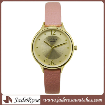 Alloy Promotional Women Wrist Watch for Waterproof