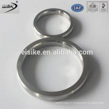 Joint d'étanchéité à anneau métallique ovale à vente chaude (RS2-RA)