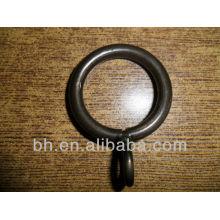 Anéis de grampo para cortinas, anel de ilhó, acessórios para cortinas romanas