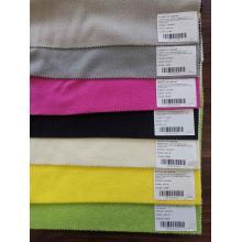 Tecidos de malha de poliéster Fleece DTY escova de um lado 180GSM