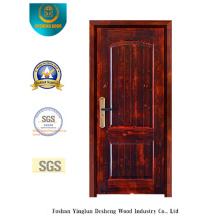 Puerta de acero de seguridad de estilo clásico con pintura (M2-1025)