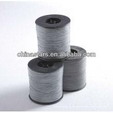 Hohe Sichtbarkeit graue Farbe 100% Polyester Reflektierendes Garn