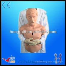 Adult Obstruction Model and advanced CPR Training Manikin Model