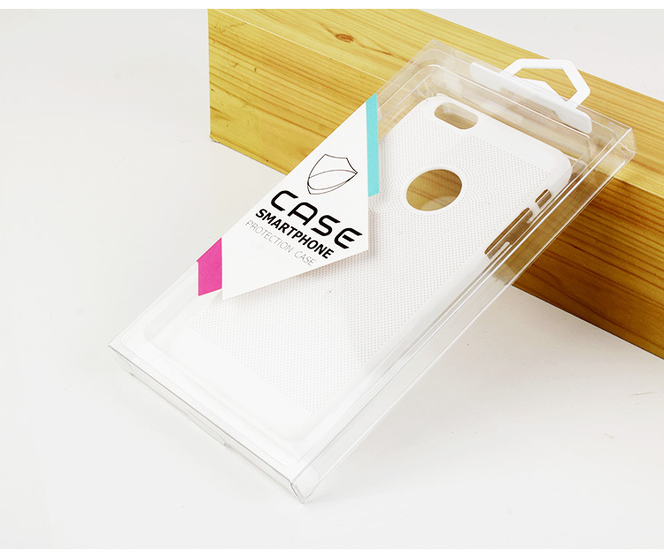 Cell Phone Case Plastic Packaging 7 Retail Box