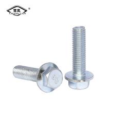 Hex head flange bolt 10.9 DIN6921