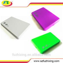 Plastic HDD Case 2.5, Festplattengehäuse SATA