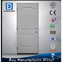 Durable 2 Panel Arch Stahltür